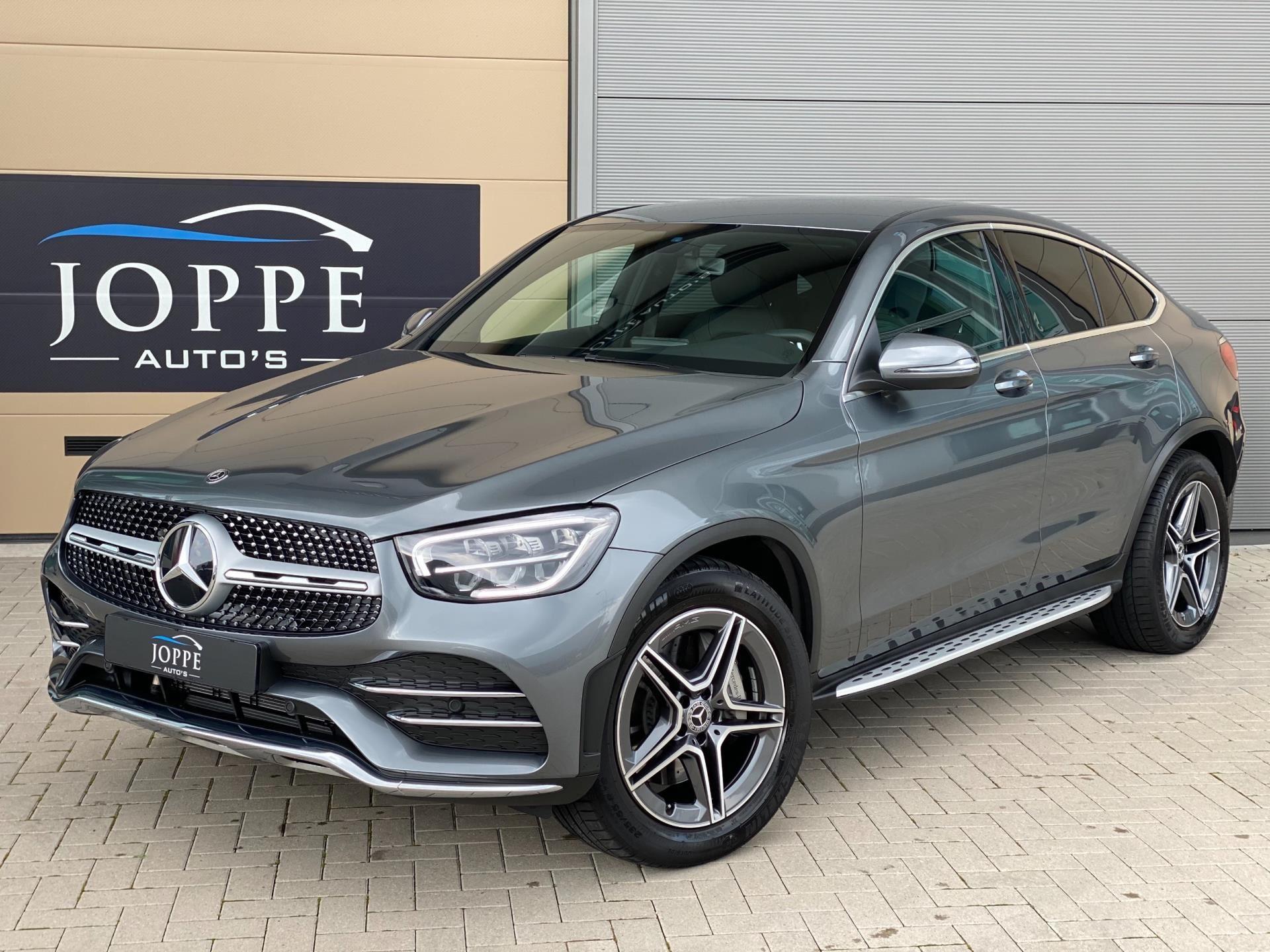 Mercedes-Benz GLC-klasse Coupé occasion - Joppe Auto's
