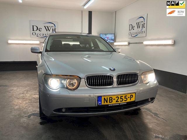 BMW 7-serie 745i Executive uitv. ZEER MOOIE COMPLETE YOUNGTIMER met ORG. 85000 KM !! NWE APK/GARANTIE.