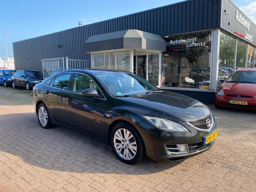 Mazda 6 occasion - Autobedrijf Lorentz