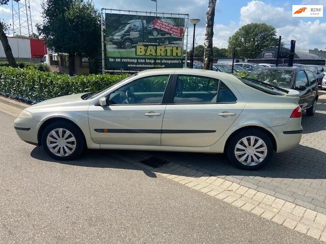 Renault Laguna occasion - Autohandel Barth