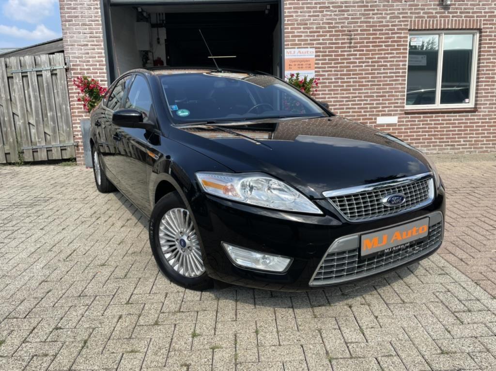 Ford Mondeo occasion - MJ Auto