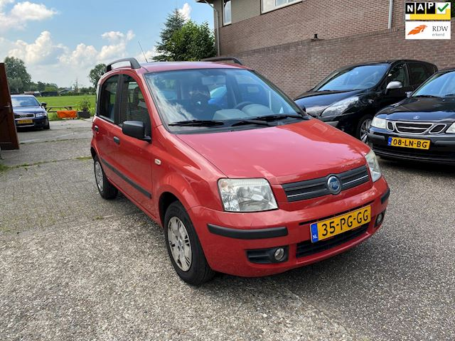 Fiat Panda 1.2 Class, met airco en nieuwe apk, NAP