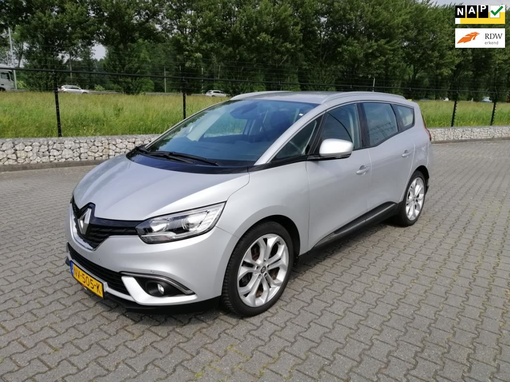 Renault Grand Scénic occasion - FY Auto's B.V.