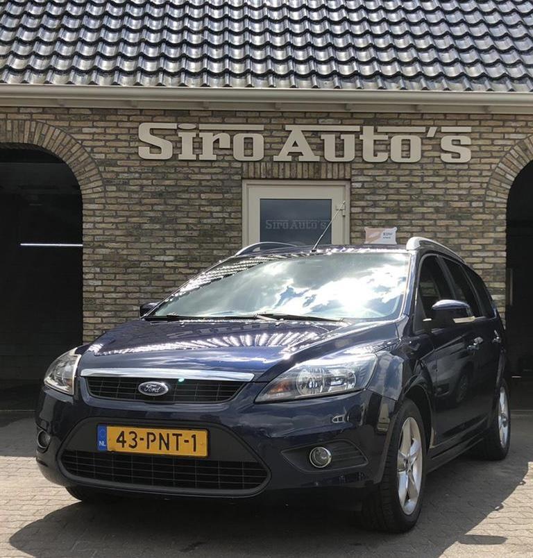 Ford Focus Wagon occasion - Siro Auto's