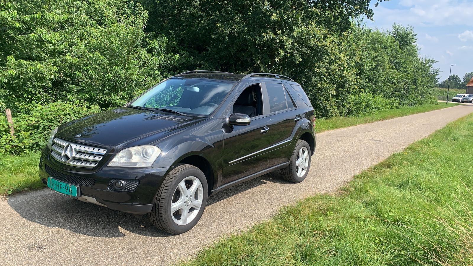 Mercedes-Benz M-klasse occasion - D&T Auto en Motoren