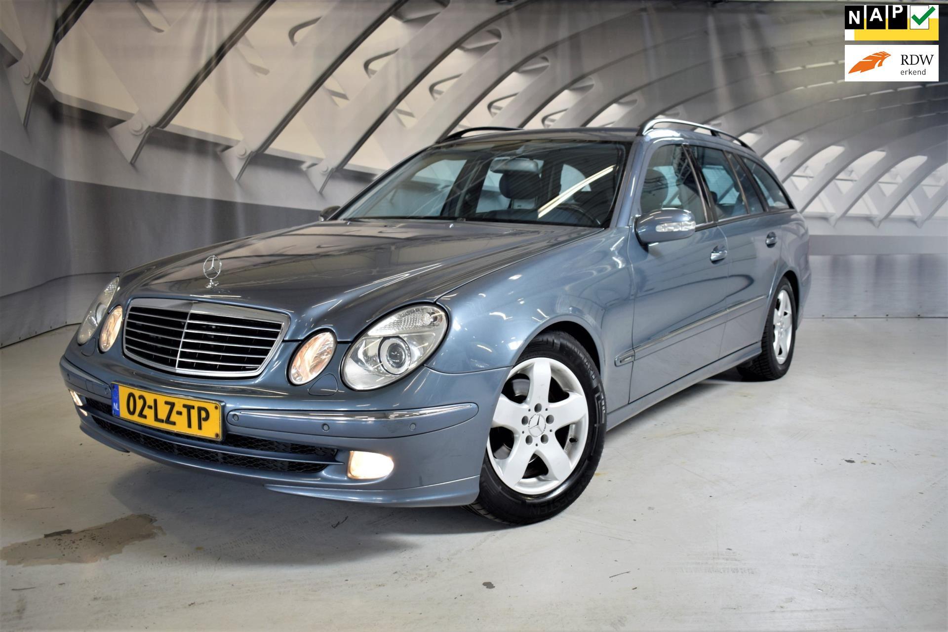 Mercedes-Benz E-klasse Combi occasion - Cars4u
