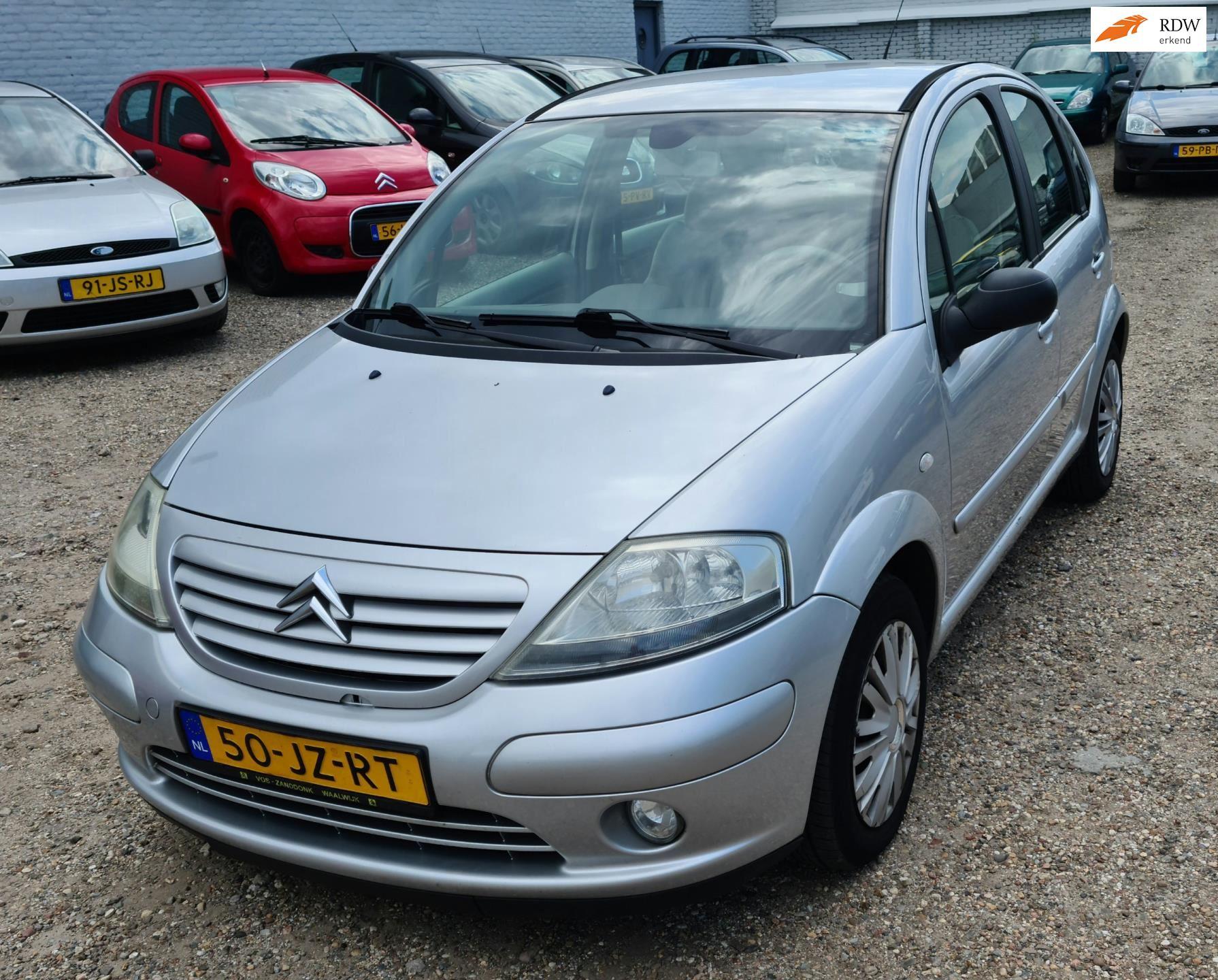 Citroen C3 occasion - DeAuto nl