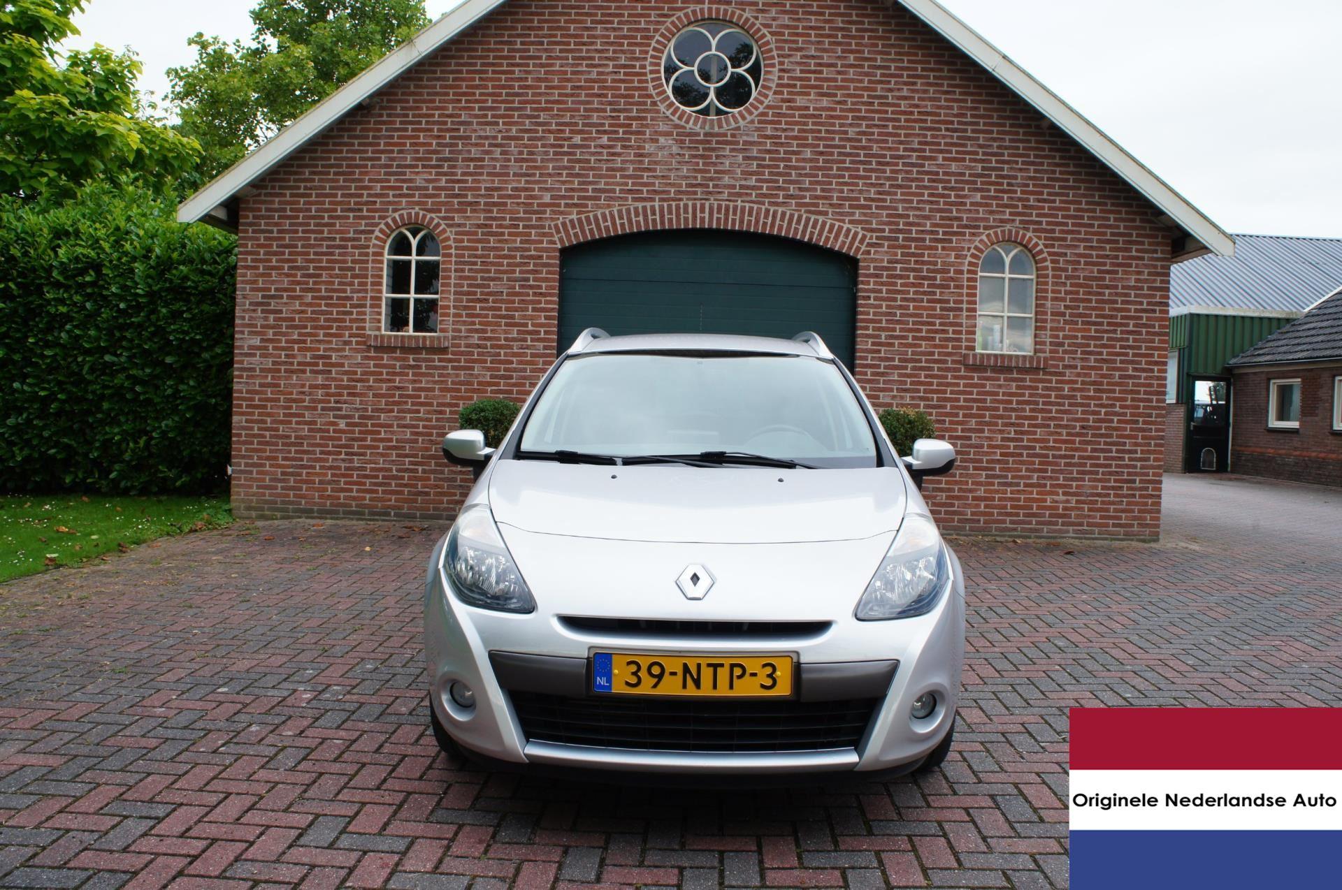 Renault Clio Estate occasion - Autobedrijf de Waver