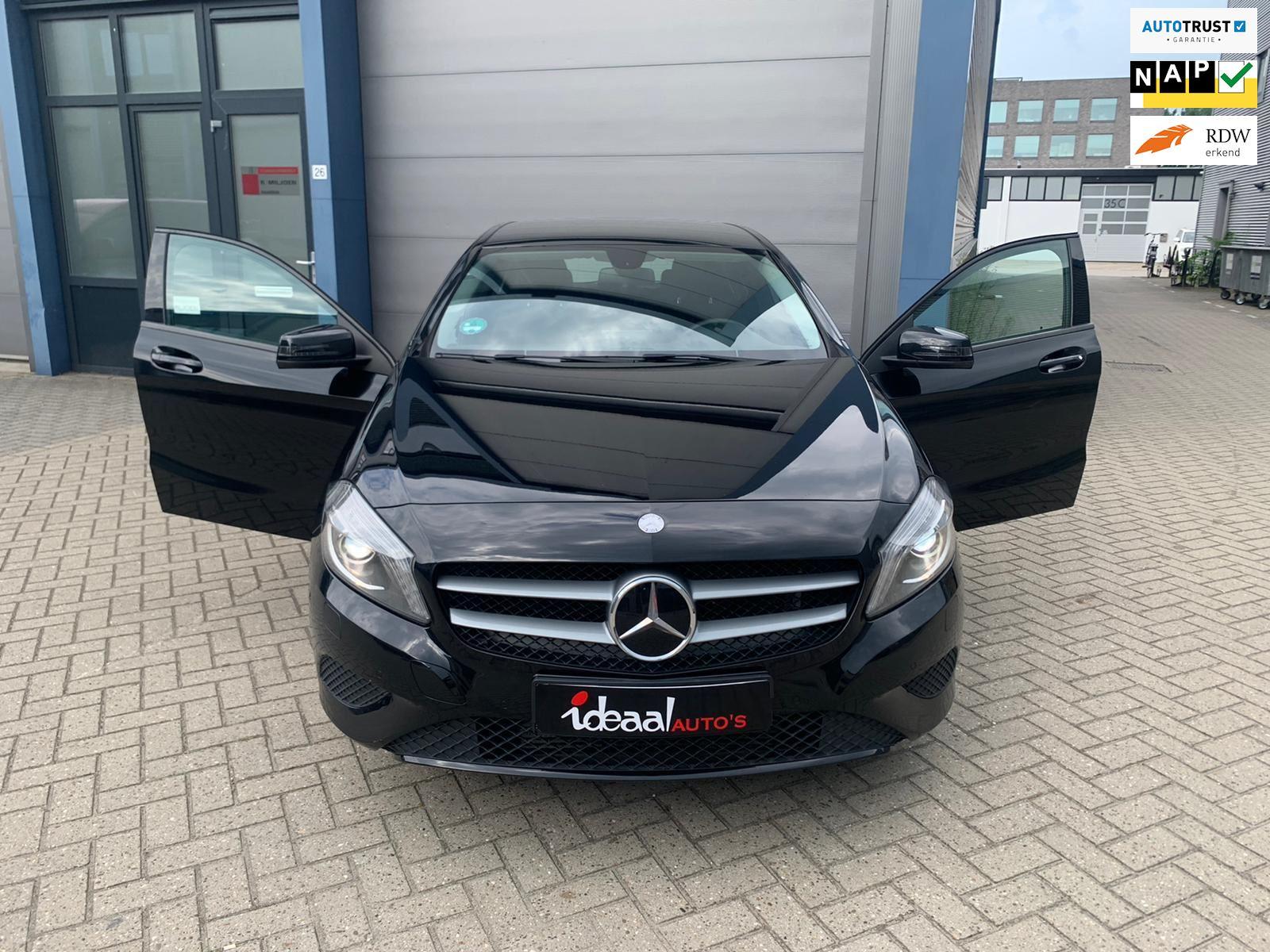 Mercedes-Benz A-klasse occasion - Ideaal Auto's