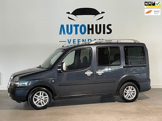Fiat Doblò occasion - Autohuis Veendam