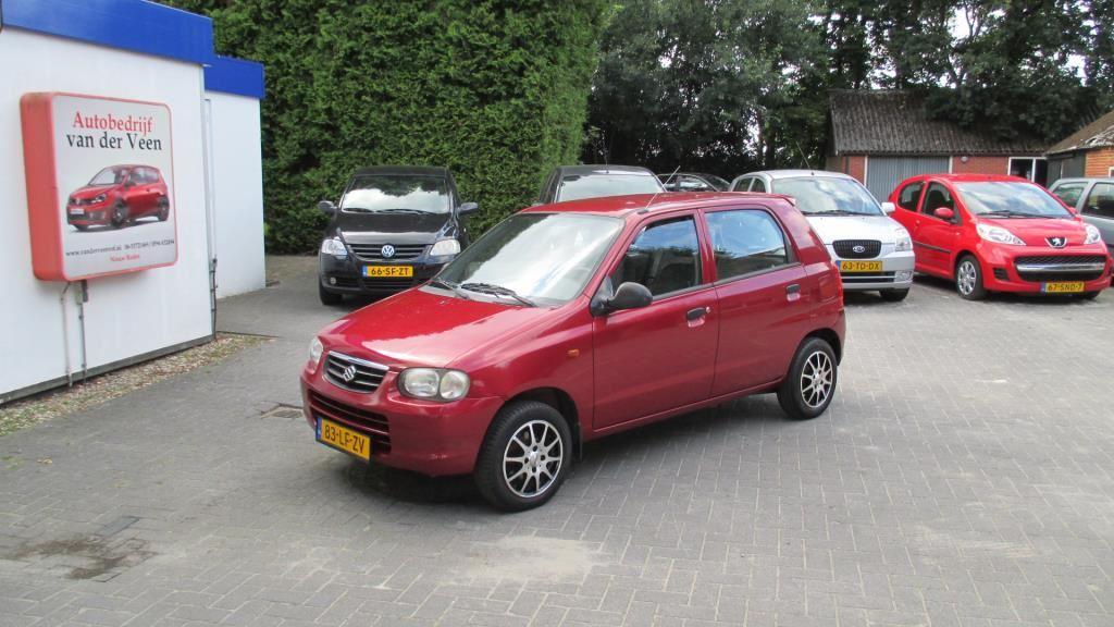 Suzuki Alto occasion - Autobedrijf van der Veen v.o.f.
