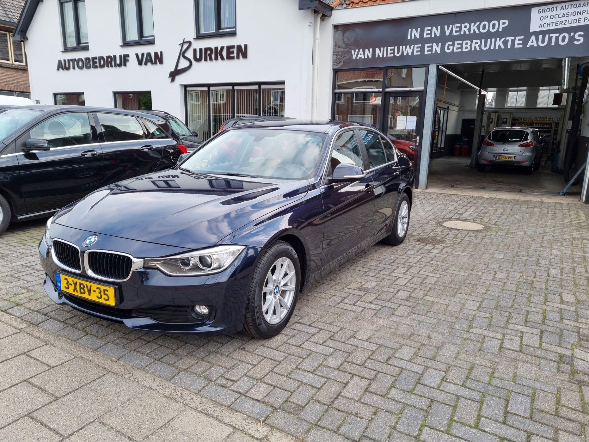 BMW 3-serie occasion - Autobedrijf van Burken
