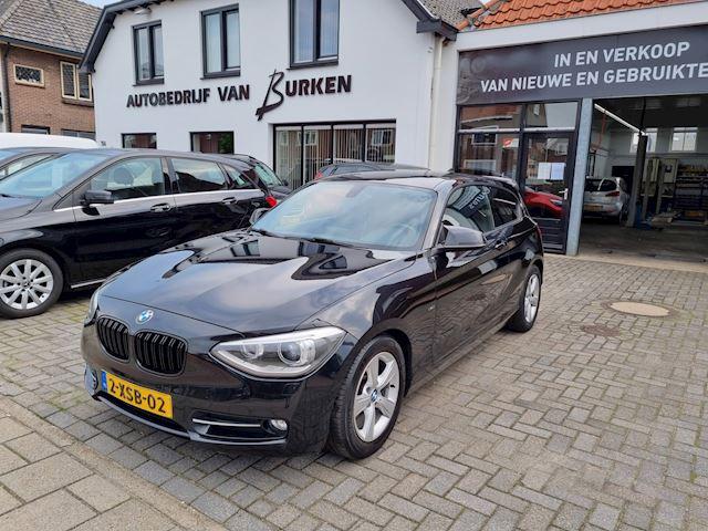 BMW 1-serie 116i Executive sport edition,Navigatie,Cruise control,Climate control,L.M.Velgen