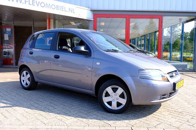 Chevrolet Kalos occasion - FLEVO Mobiel