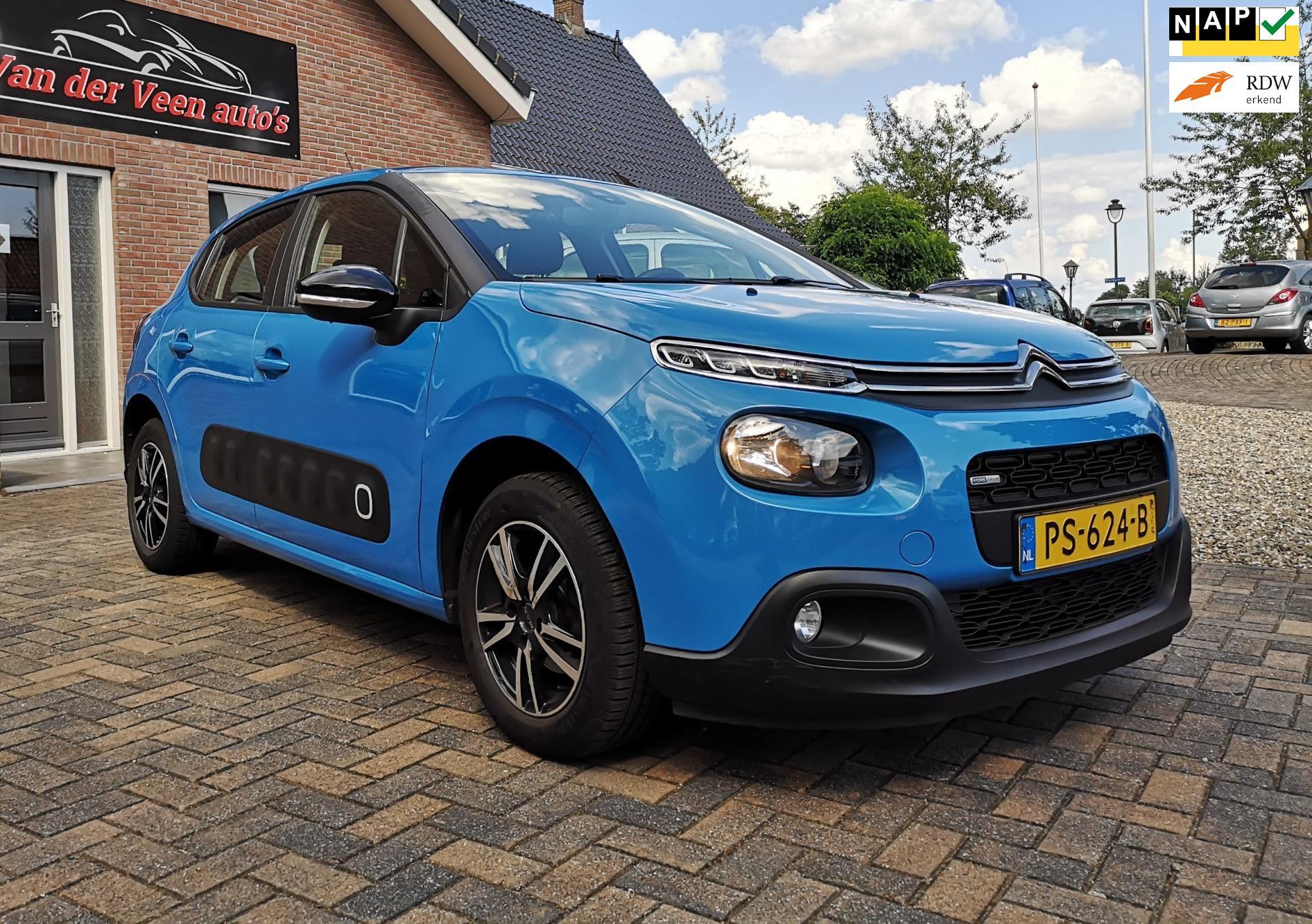 Citroen C3 occasion - van der Veen auto's