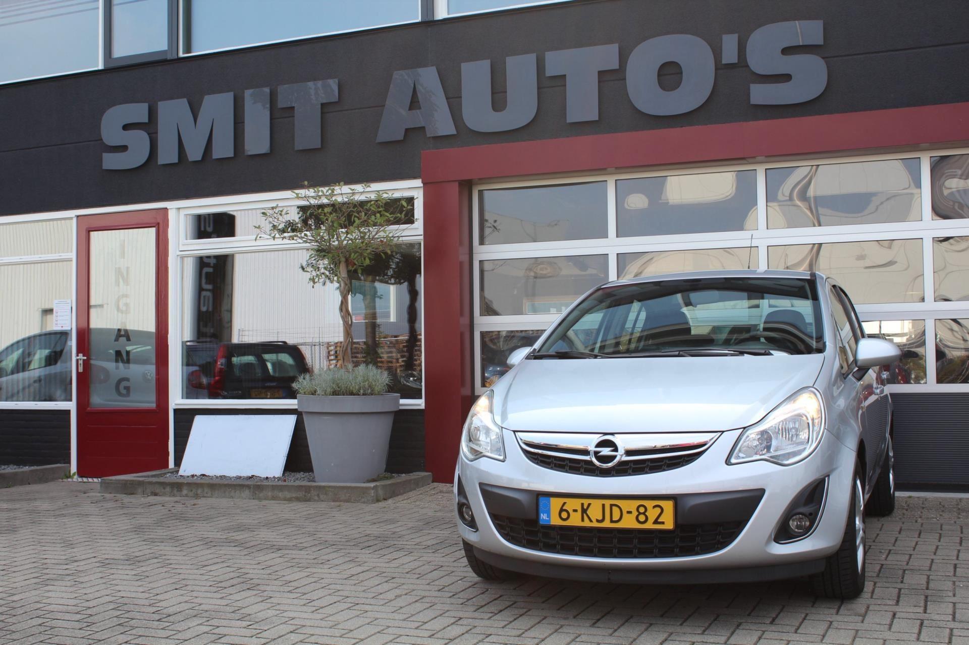 Opel Corsa occasion - Smit Auto's