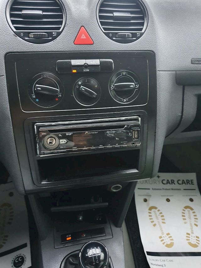 Volkswagen Caddy 1.9 TDI 105pk NWE APK AIRCO ELECTR PAKKET SPORTV.CRUISEC. ETC