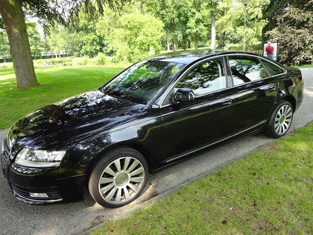 Audi A6 2.8 FSI Pro Line Business.volledig dealer onderhouden.