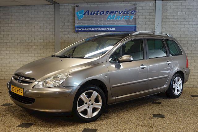 Peugeot 307 SW 2.0 16V Pack, Airco/clima, cruise, panodak, PDC, Trekhaak