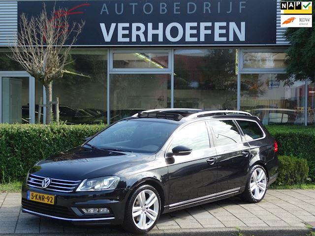 Volkswagen Passat Variant 2.0 TDI R-line Executive Edition BlueMotion - PANORAMA DAK - XENON - LEDER - NAVI - BOMVOL !!
