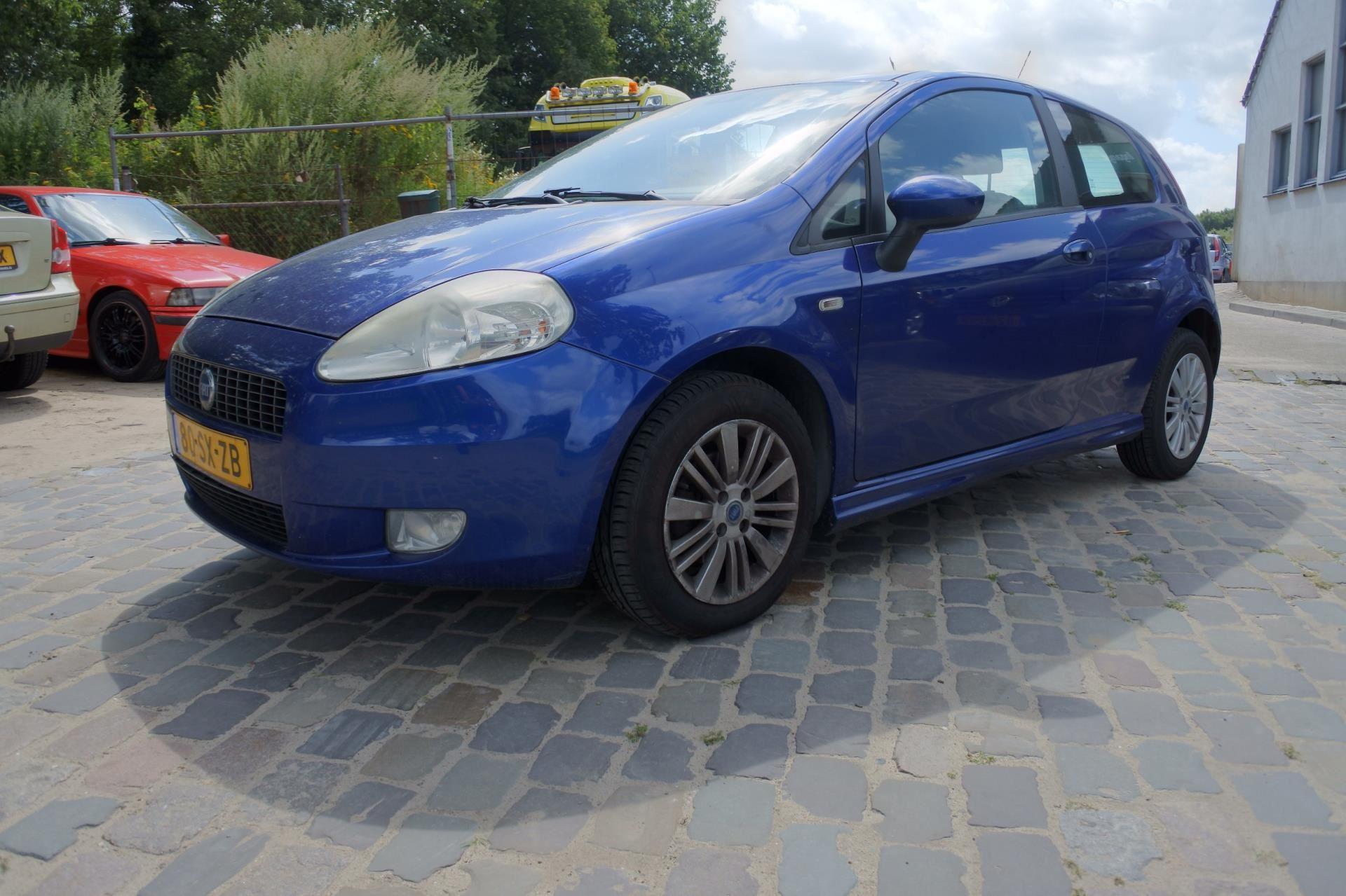 Fiat Grande Punto occasion - Van Keulen Auto's