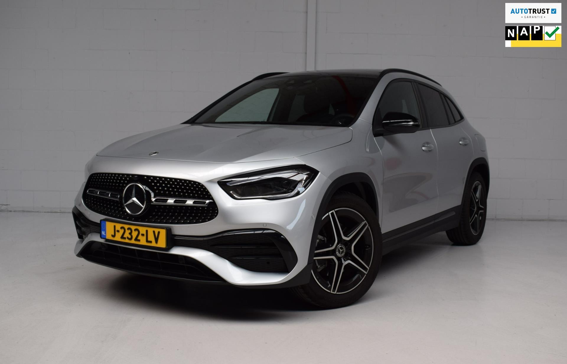 Mercedes-Benz GLA-klasse occasion - Autocenter Baas BV