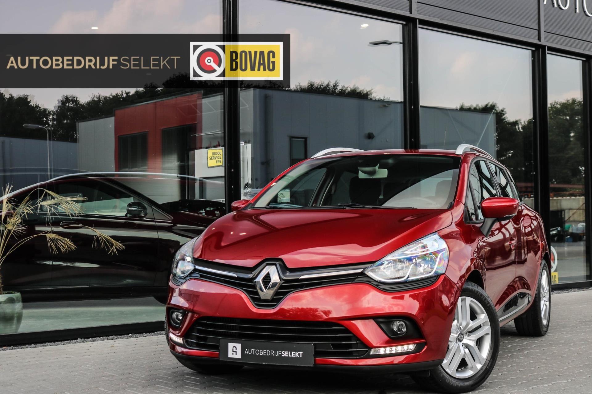 Renault Clio Estate occasion - Autobedrijf Selekt B.V.