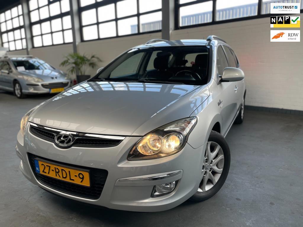 Hyundai I30 CW occasion - Delmond Autobedrijf