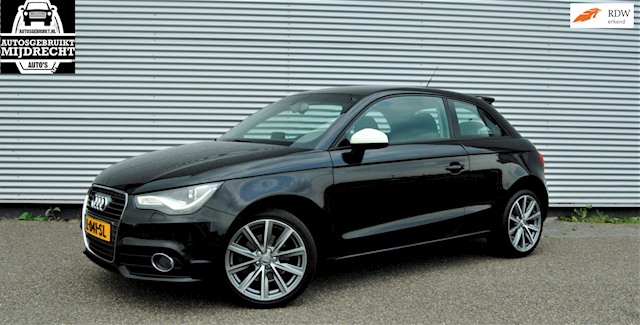 Audi A1 1.4 TFSI Pro Line S / automaat / xenon / navi / bluetooth / stoelverwarming.
