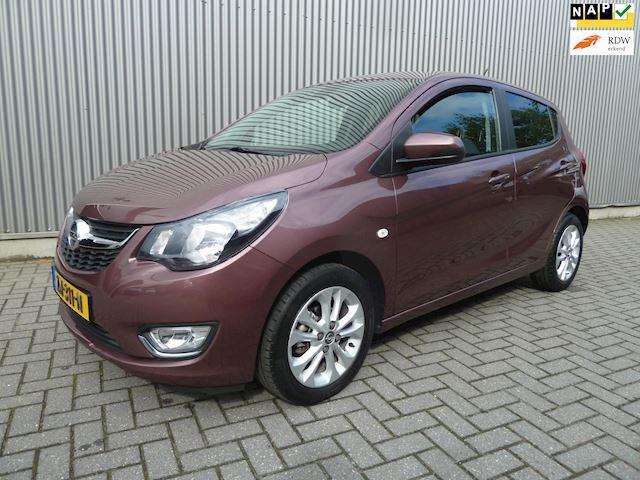 Opel KARL 1.0 ecoFLEX Innovation/Climate Control/Cruise Control/LMV/Stoel en stuurverwarming/Applecarplay/Dakdragers/ Garantie