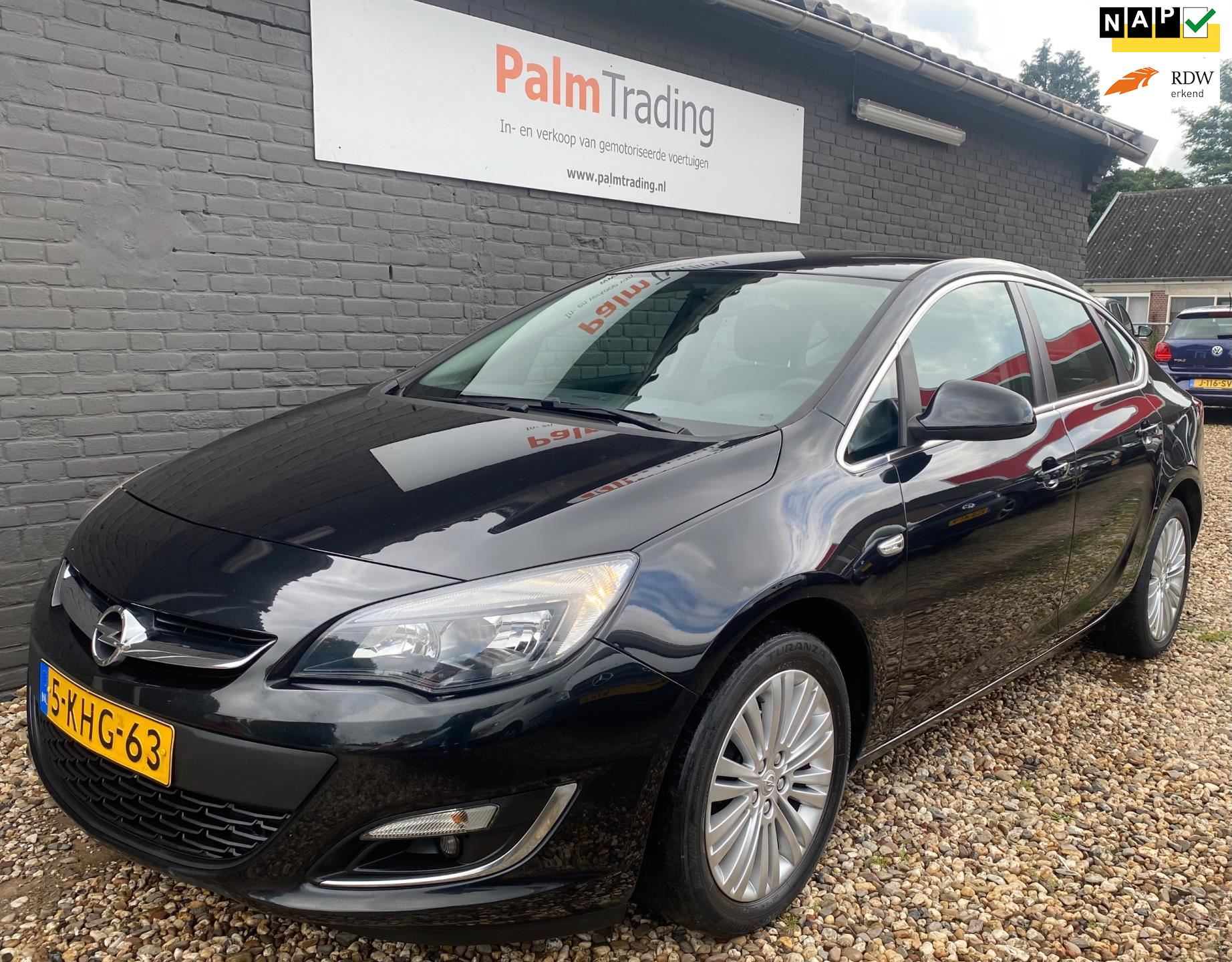 Opel Astra occasion - Palm Trading