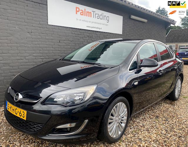 Opel Astra 1.4 Turbo Design Edition 2013 1 EIGENAAR NAP