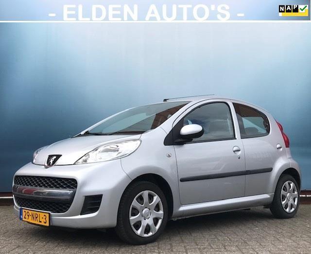 Peugeot 107 occasion - Eldenauto's