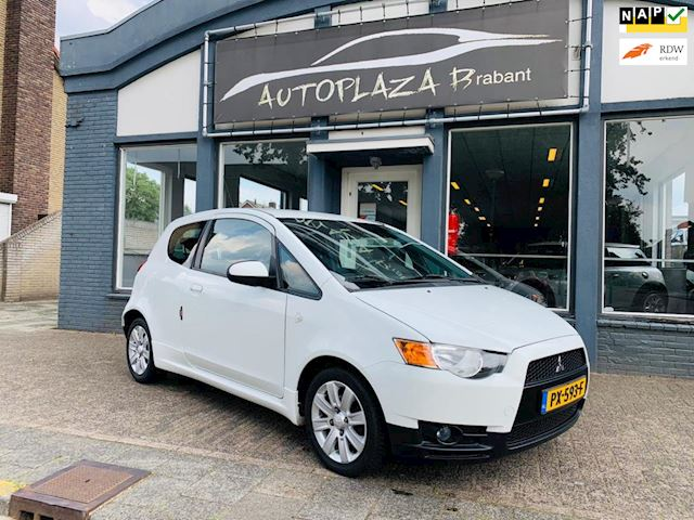 Mitsubishi Colt 1.1 Edition One/ AIRCO/ ISO/ AUX/ 15 INCH/  STOELVERW/ START-STOP/ NAP
