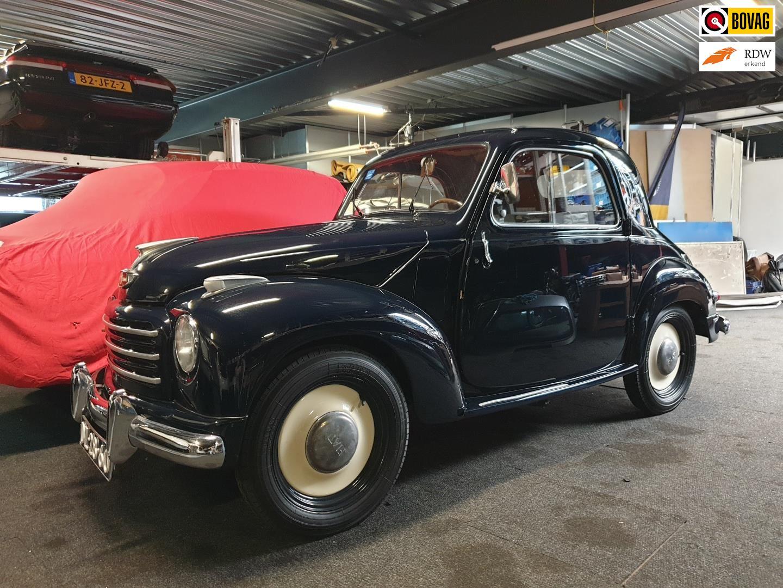 Fiat 500 C Topolino occasion - Automobielbedrijf van Neerijnen