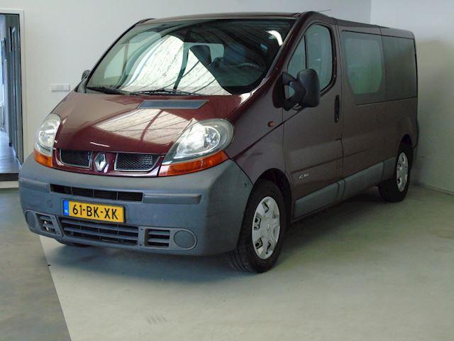 Renault Trafic 2.5 dCi L2 H1