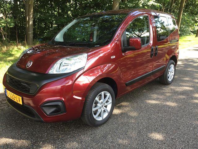 Fiat Qubo 1.4 Easy, Nieuw model, benzine, airco,lage km-stand!