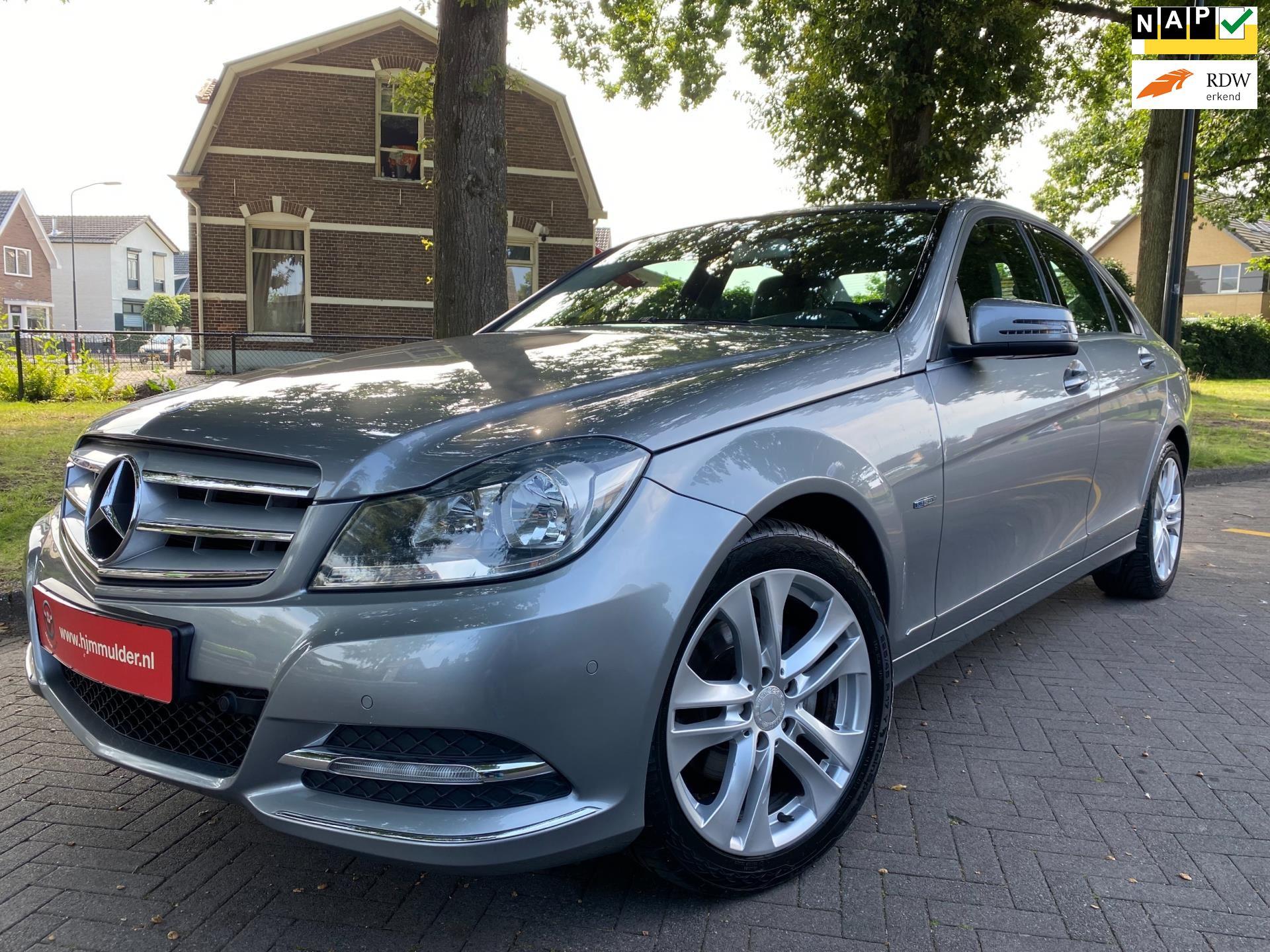 Mercedes-Benz C-klasse occasion - HJM Mulder Auto's