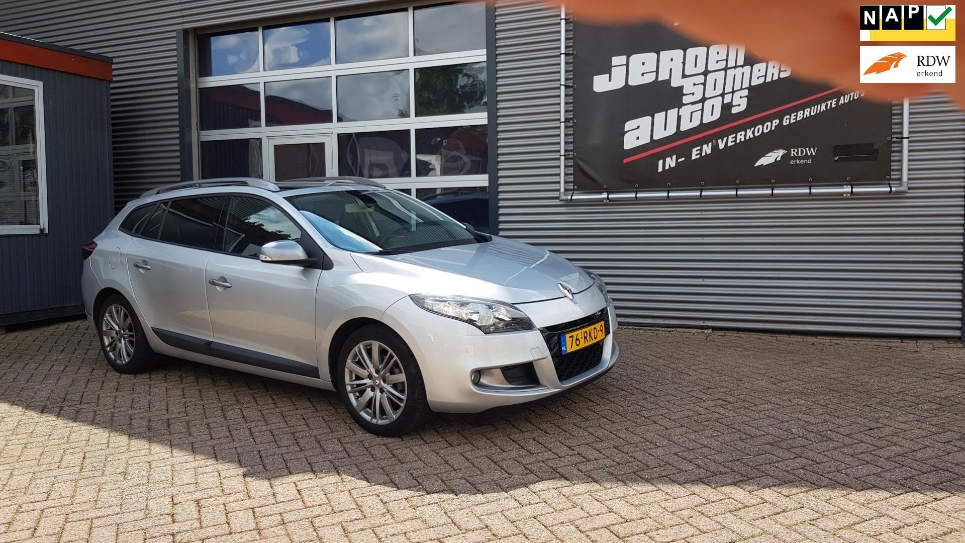 Renault Mégane Estate occasion - Jeroen Somers Auto´s