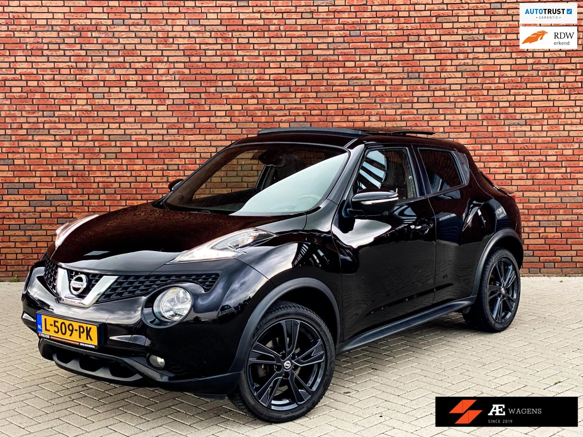 Nissan Juke occasion - AE Wagens