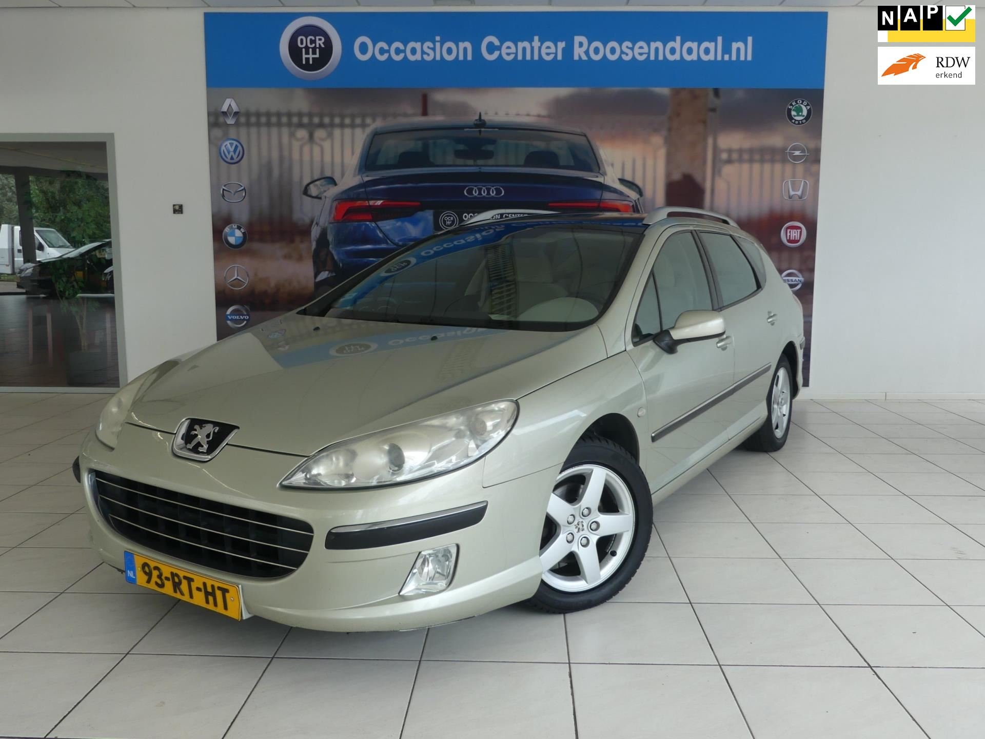 Peugeot 407 SW occasion - Occasion Center Roosendaal