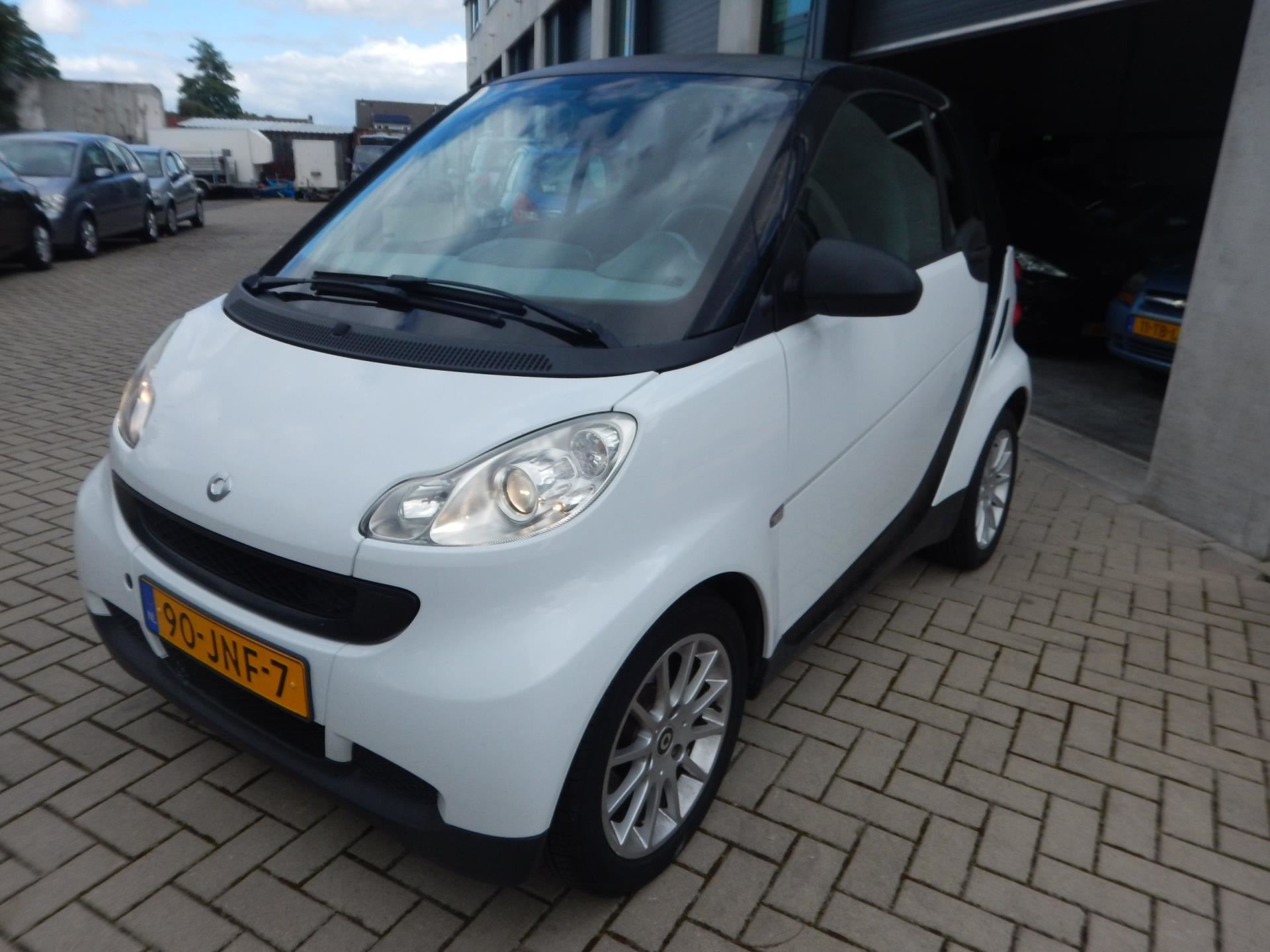 Smart Fortwo coupé occasion - Pitstop 4 You