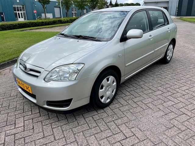 Toyota Corolla 1.6 VVT-i Terra