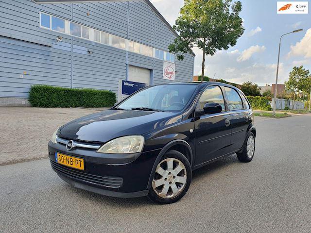 Opel Corsa 1.4-16V Njoy/5DEURS/AIRCO/APK 16-01-2022/BOEKJES/ 2 X SLEUTELS