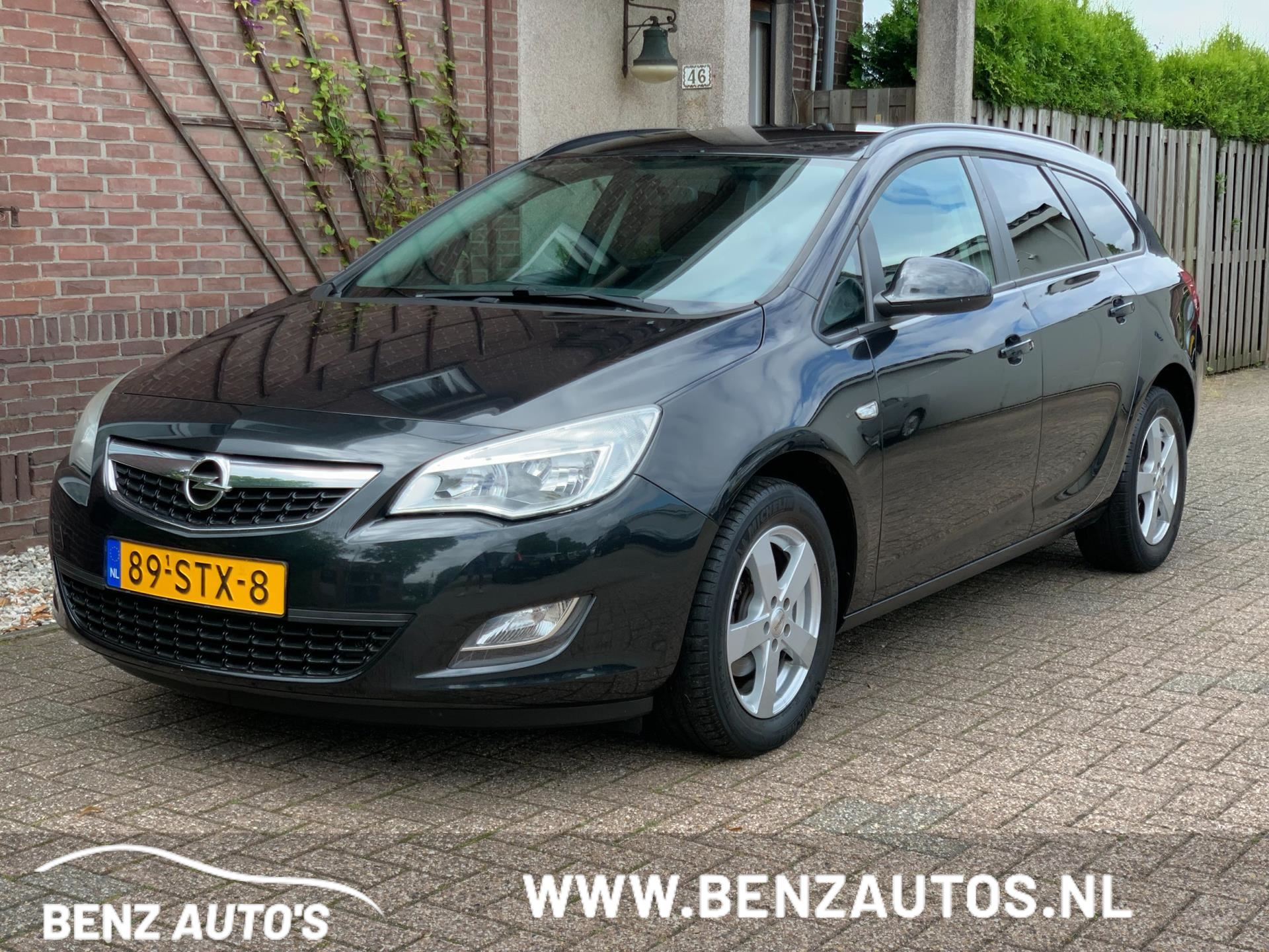Opel Astra Sports Tourer occasion - BENZ Auto's