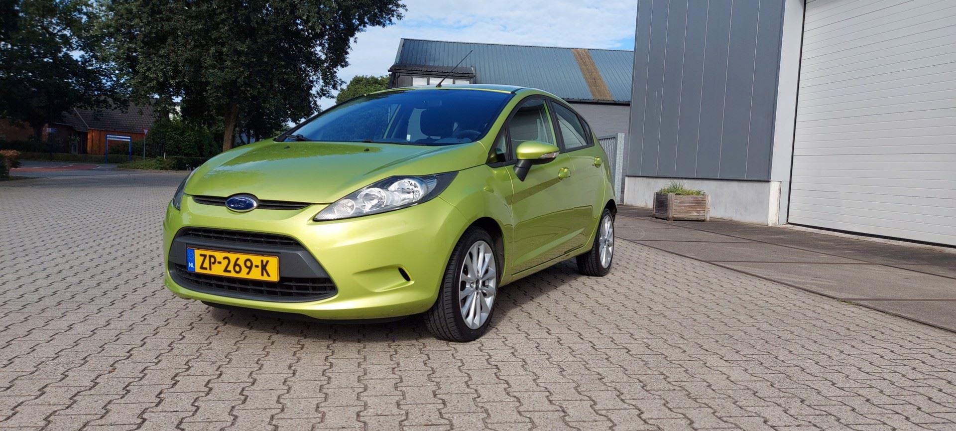 Ford Fiesta occasion - H. Kok Auto's