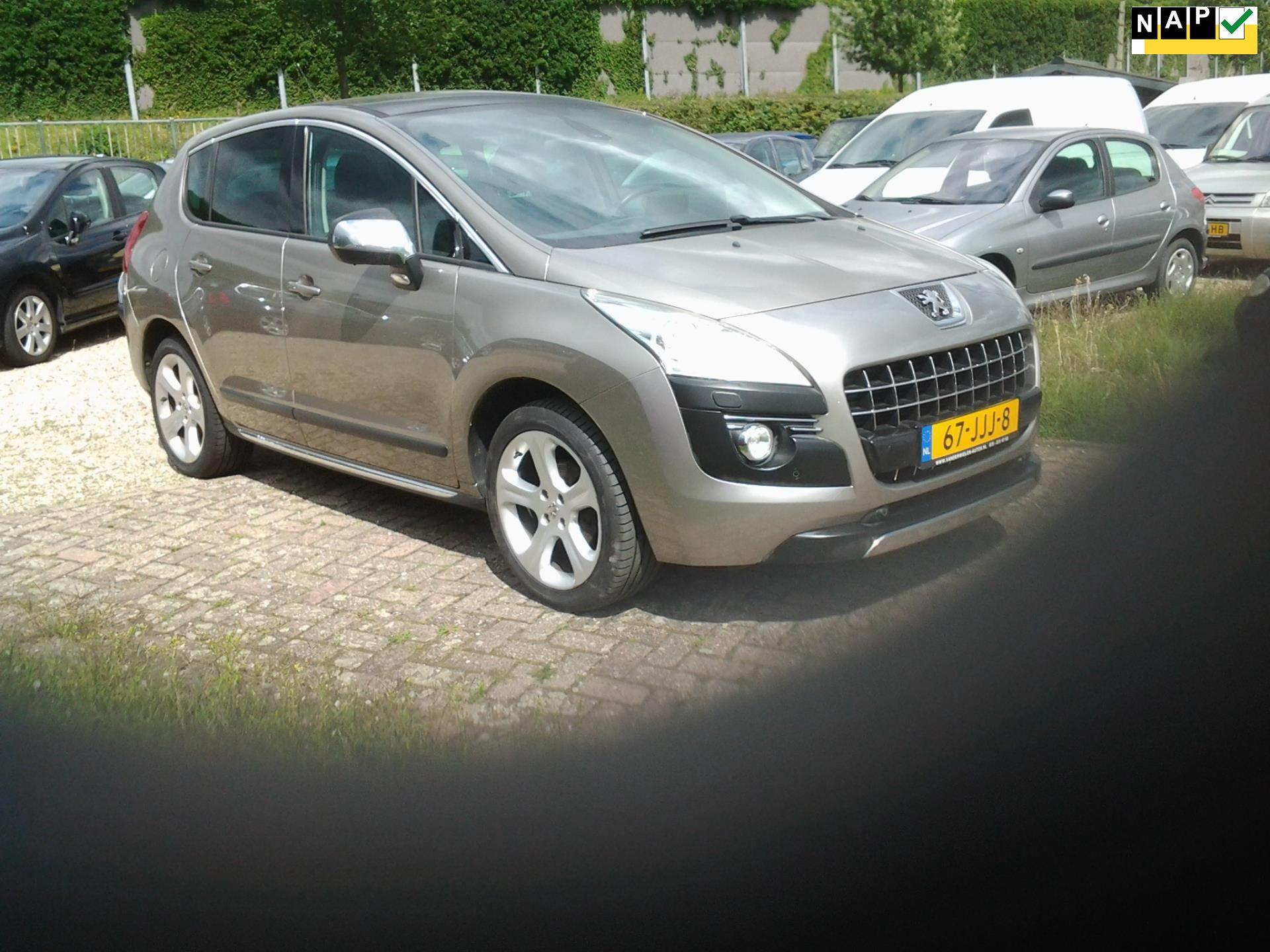 Peugeot 3008 occasion - Van der Wielen Auto's