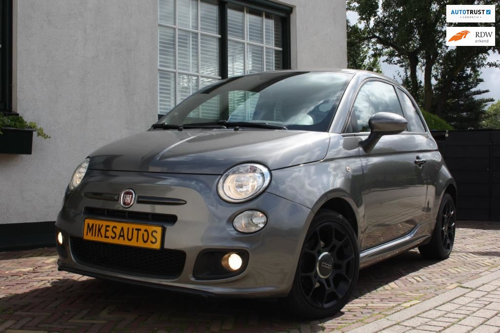 Fiat 500 occasion - Mikesautos