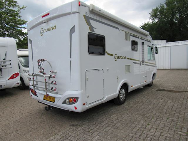 bavaria 650 Integraal Enkele Bedden  Hefbed Full option 2016