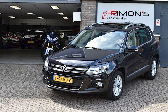 Volkswagen Tiguan 2.0 TSI 4Motion Aut Dsg Garantie Pano Navi Leder Trekhaak